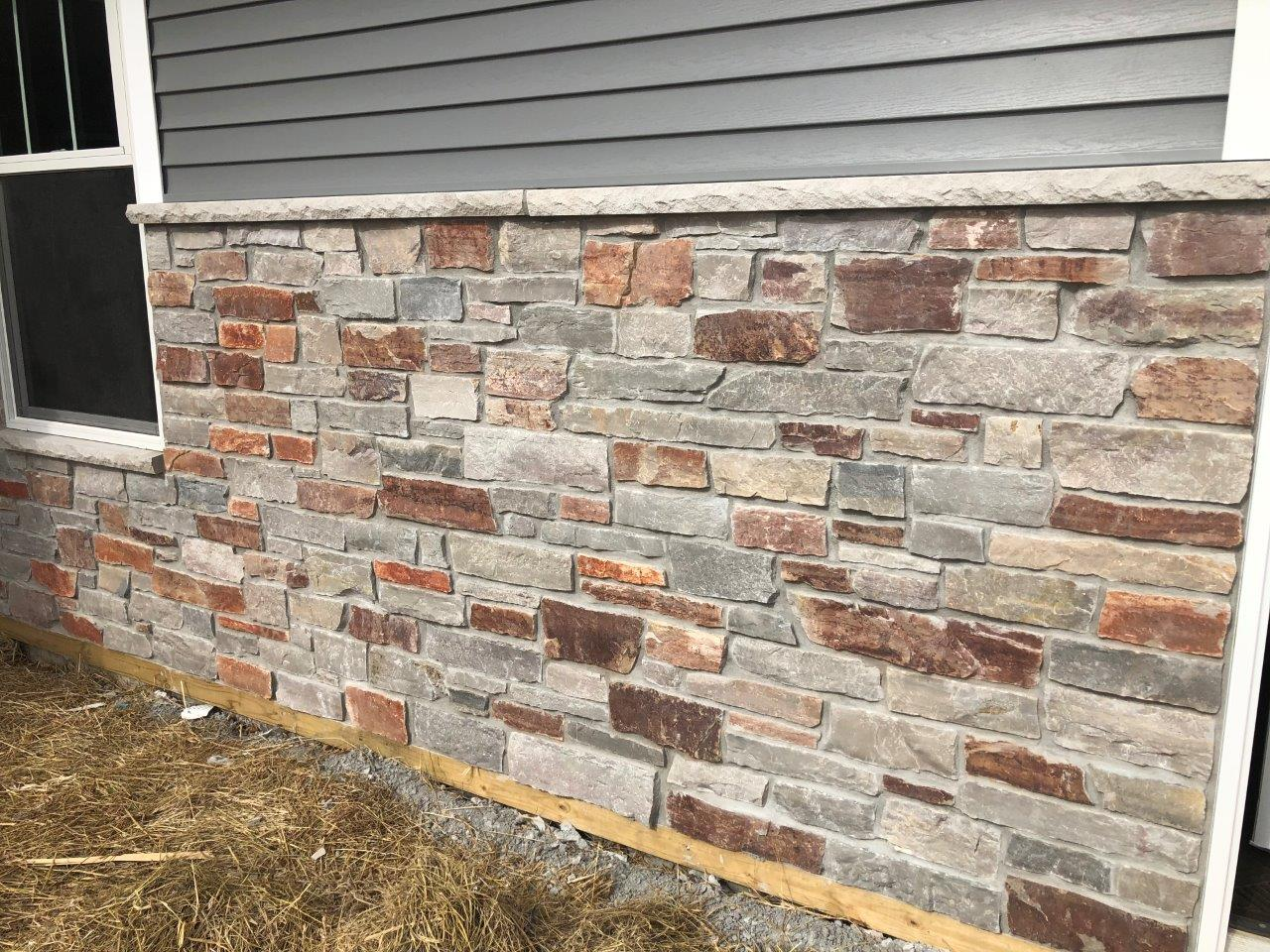Halquist Maple Ridge With Western Mortar Gagnon Clay Products